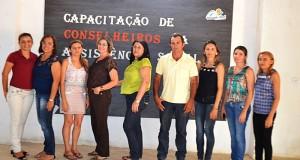 Massapê promove oficina de capacitação para conselheiros de Assistência Social