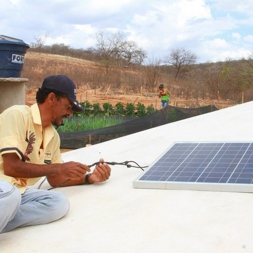 Governo Federal antecipa meta e 150 mil recebem cisternas no Piauí