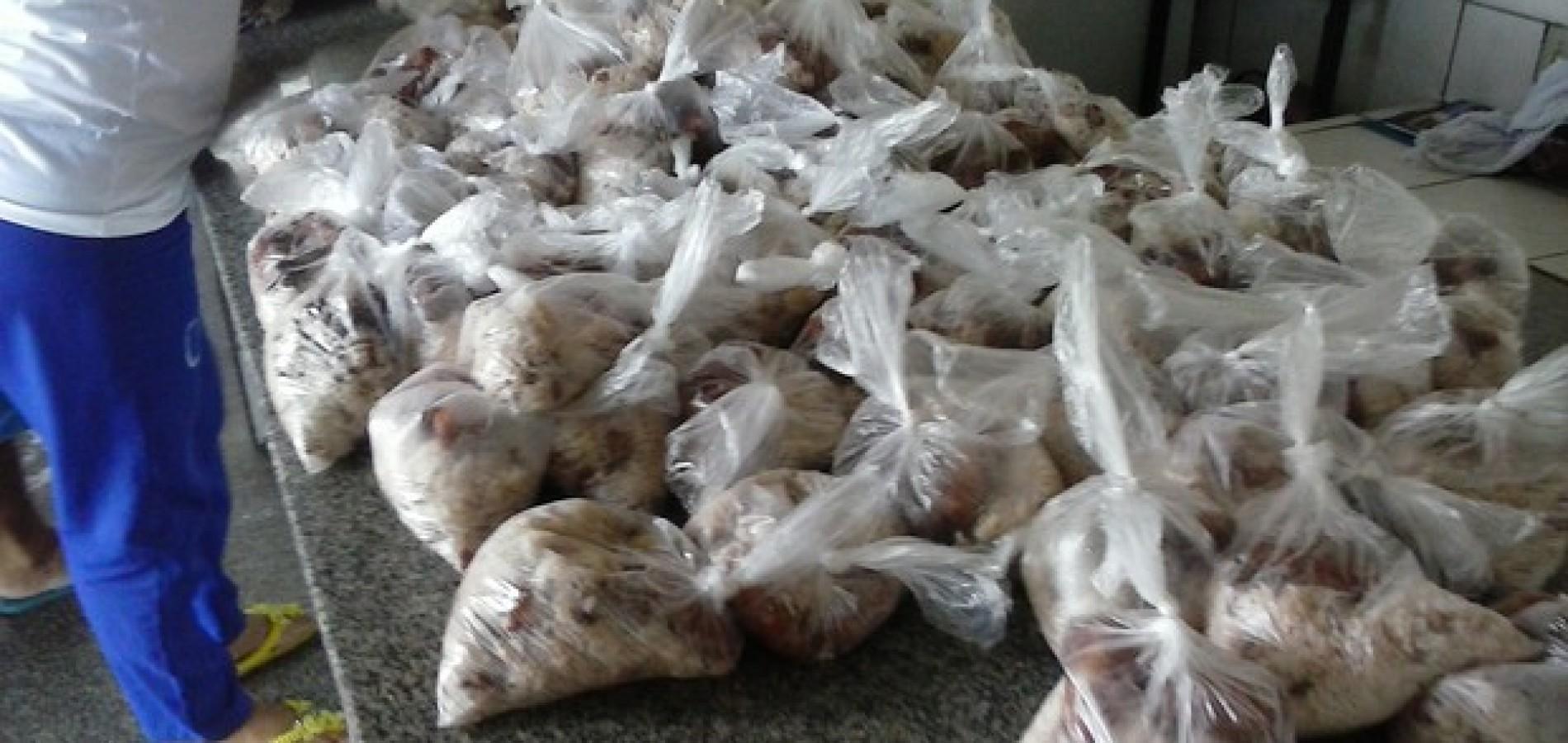 Após denúncia, OAB-PI alerta que presídios podem ficar sem comida