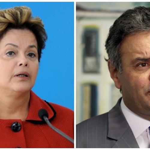 CNT/MDA: Dilma tem 45,5% e Aécio 44,5% em nova pesquisa