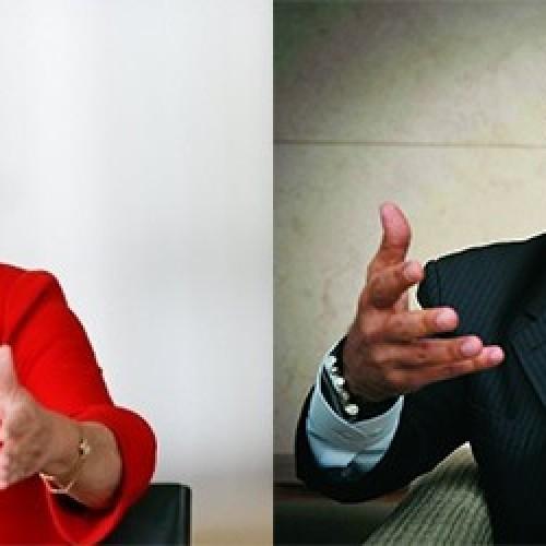 Dilma e Aécio vão disputar o segundo turno das eleições para presidente
