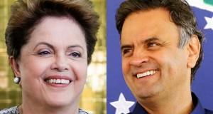 Dilma tem 53%, e Aécio, 47% dos votos válidos, diz pesquisa Datafolha