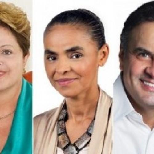 No Piauí: Dilma tem 65%, Marina 16% e Aécio 10%, aponta Ibope