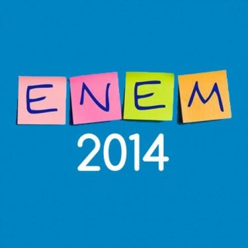 MEC divulga o gabarito oficial do Enem 2014. Confira!