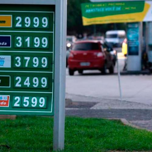 Novo aumento no preço da gasolina e do diesel está previsto para segunda