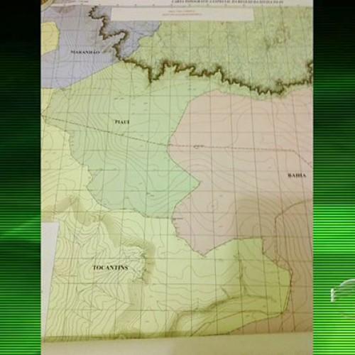 Piauí ganha novo mapa após fim do litígio de terras com o Tocantins