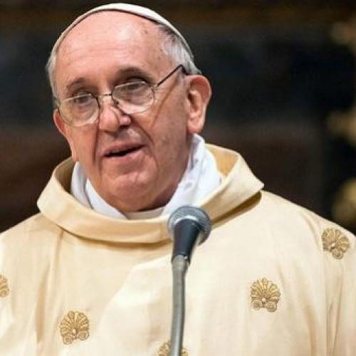 Em mensagem de Natal, Papa apela para o fim da violência
