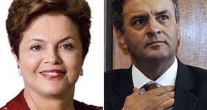 Dilma tem 53%, e Aécio, 47% dos votos válidos, aponta Ibope