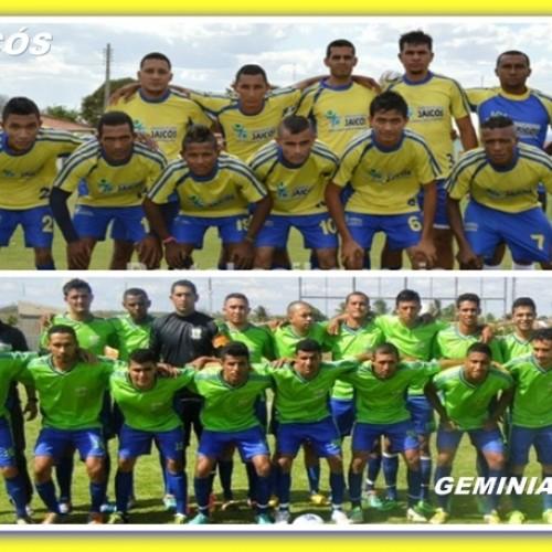 Seleção de Jaicós tropeça diante de Geminiano e perde mais uma na Copa Sertão