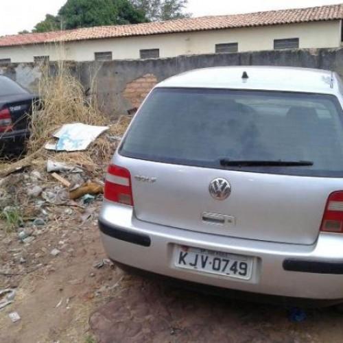 Polícia Rodoviária recupera veículo roubado durante abordagem em Inhuma