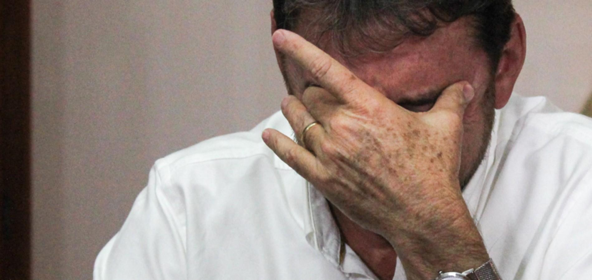 Wilson Martins sofre primeira derrota em sua trajetória política