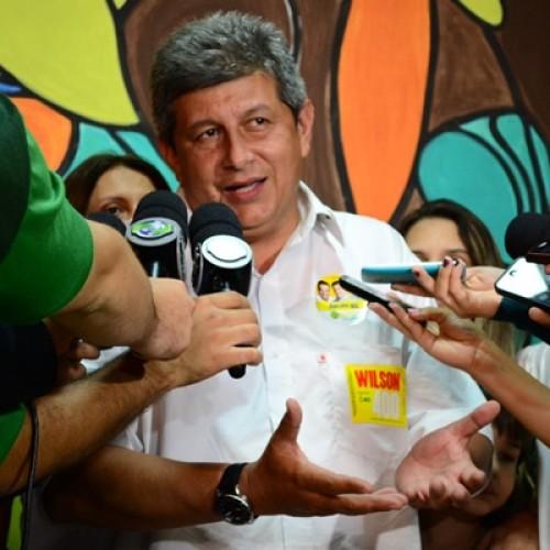 Abatido, Zé Filho comenta derrota e diz que a decisão foi do povo; fotos