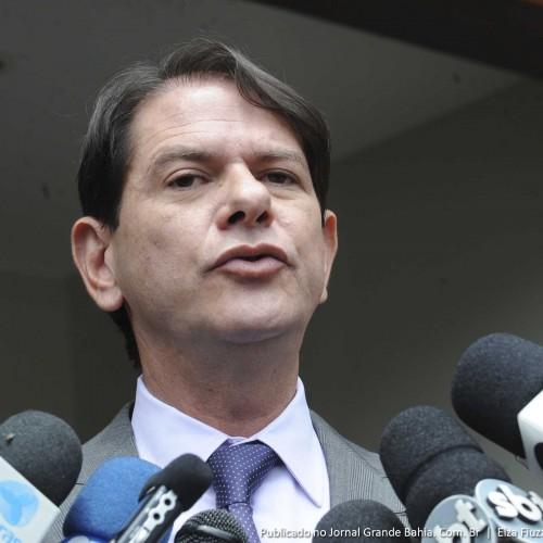 Cid Gomes apresenta a Dilma proposta para criar um novo partido de apoio no Congresso
