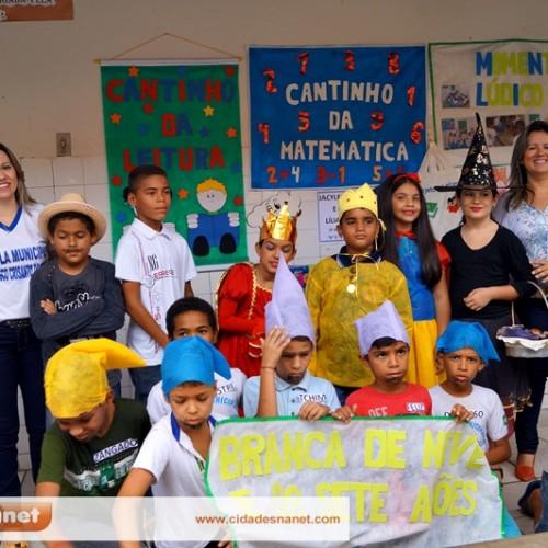 JAICÓS | Escola Francisco Crisanto realiza culminância de projeto de incentivo à leitura; veja fotos