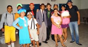 FOTOS | Projeto de Leitura e Escrita da Escola Francisco Crisanto, Jaicós-PI
