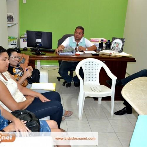 Tribunal de Contas faz inspeção na Prefeitura de Jaicós