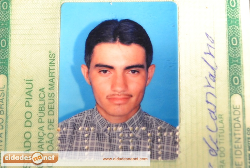 Vítima, Manoel Francisco de Carvalho, de 30 anos