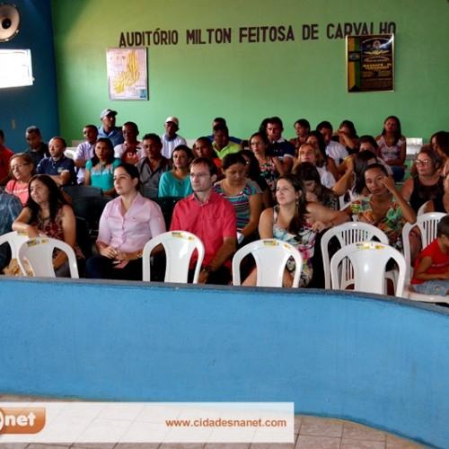 FOTOS | Palestra de Humanização na Saúde, em Massapê