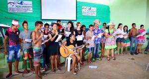 FOTOS | Culminâncias de projeto educacional em Vera Mendes