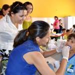 BELÉM | Programa 'Saúde na Escola' leva informação e promove cuidados com crianças e adolescentes