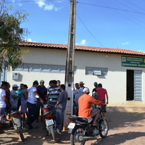 Adolescentes confessam ter assassinado idoso em  São Julião