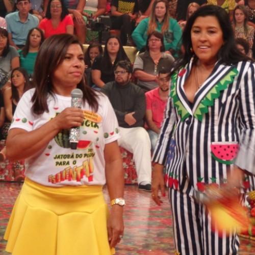 "Piauí será destaque neste domingo no programa ""Esquenta"" da TV Globo"