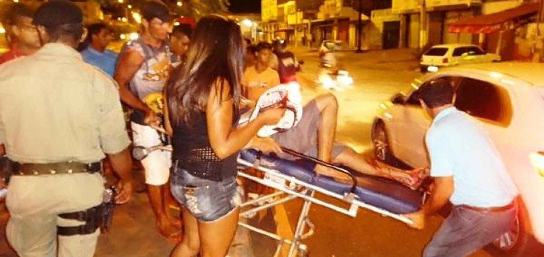 Ultrapassagem forçada provoca acidente em Picos