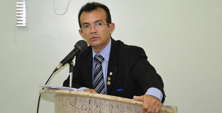 Vereador Benedito Alencar - PMDB