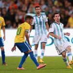 Brasil e Argentina é considerada a maior rivalidade do mundo