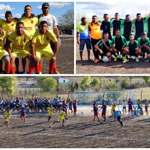 Chupeirinho e Gameleira vencem e se mantém no Campeonato de Massapê do Piauí; fotos