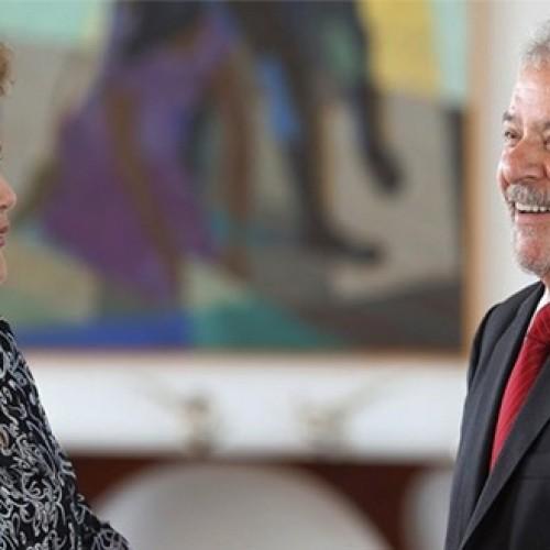 Em meio a crise, Dilma e Lula se encontram nesta quinta