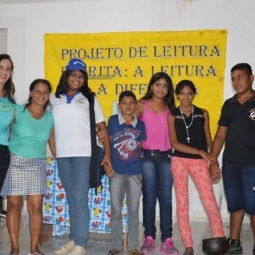 JAICÓS | Escola do povoado Esquisito encerra projeto de leitura com apresentações culturais