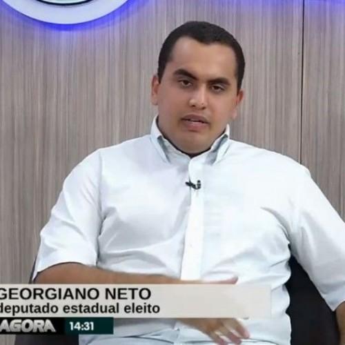 Georgiano Neto, eleito Deputado Estadual, afirma apoiar a reforma política no Brasil