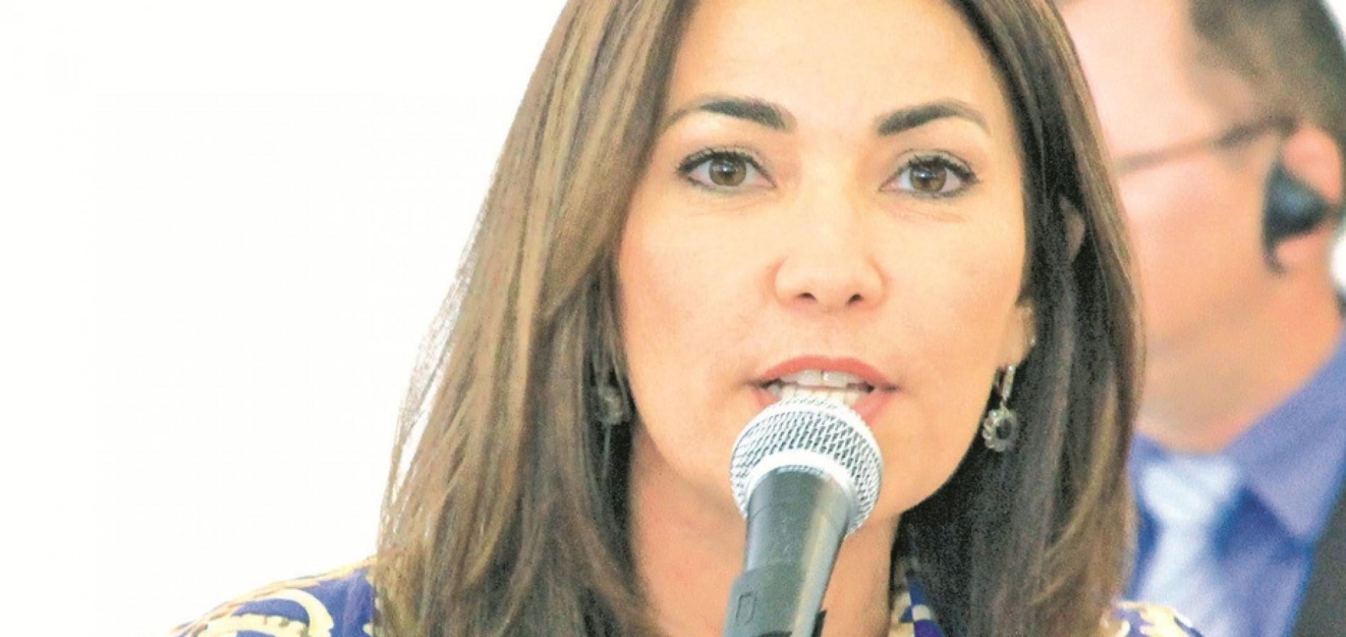 Vice-governadora palestra sobre regras eleitorais a integrantes do PMB