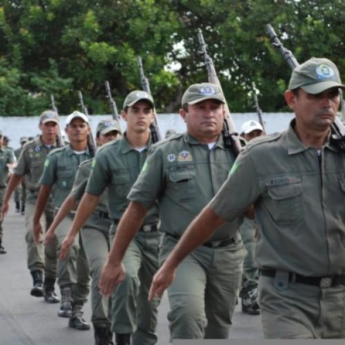 Piauí tem um déficit de 8.500 policiais militares