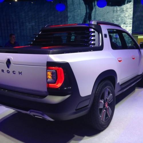 CARROS | Renault prepara versão picape do Duster, com fabricação no Brasil; fotos