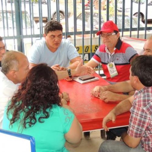 Patrícia Leal apresenta propostas para a APPM a prefeitos de Francisco Macedo e Marcolândia