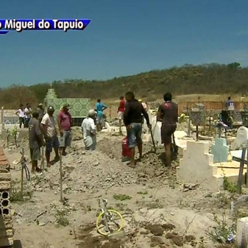 Prefeito decreta luto de 3 dias e vítimas terão enterro coletivo em São Miguel do Tapuio
