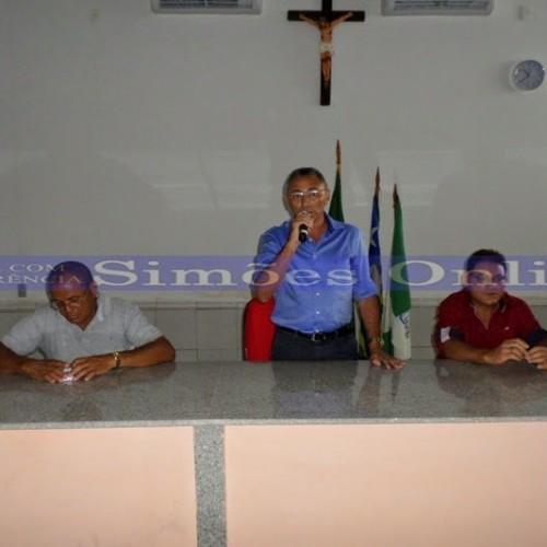 Simões realiza Audiência Pública de prestação de contas do 1º semestre de 2014