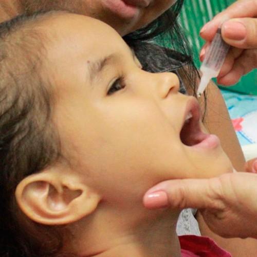 Mais de 420 mil piauienses devem ser imunizados contra pólio e sarampo