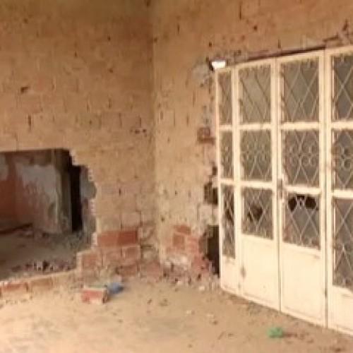 Casa abandonada atrai bandidos e assusta moradores em Picos