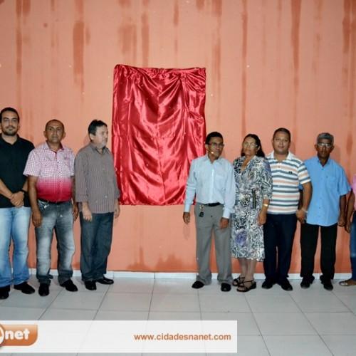 FOTOS   Inauguração do Centro Cultural do STTR de Jaicós