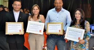 Câmara entrega quatro títulos de cidadania em Patos do Piauí; veja fotos da sessão
