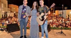 BELÉM 19 ANOS | Fotos do show gospel com André e Felipe, culto e missa