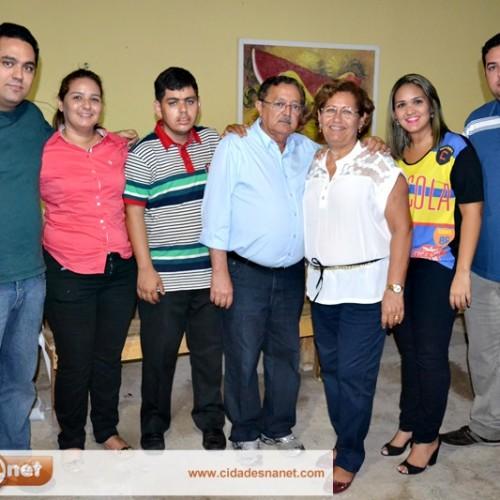 Empresário Jusselino Silveira promove confraternização para funcionários e parceiros; fotos