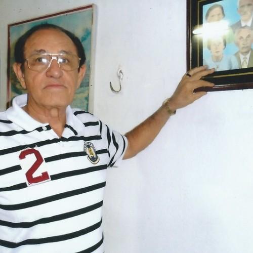 Professor José Leite Santana, um paraibano que faz história no Piauí
