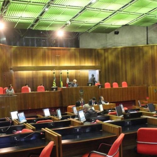 Em uma sessão, deputados estaduais do Piauí aprovam 50 matérias