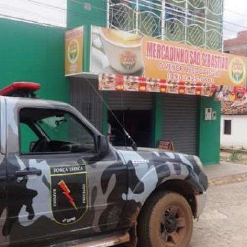 Bandidos armados fazem arrastão em Sussuapara