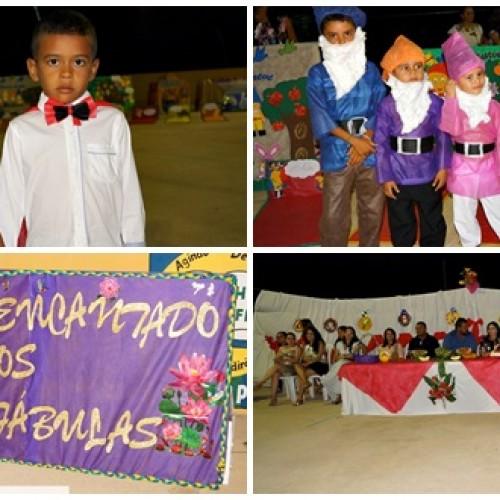 BELÉM | Veja fotos da culminância do projeto educacional no povoado Caboclo