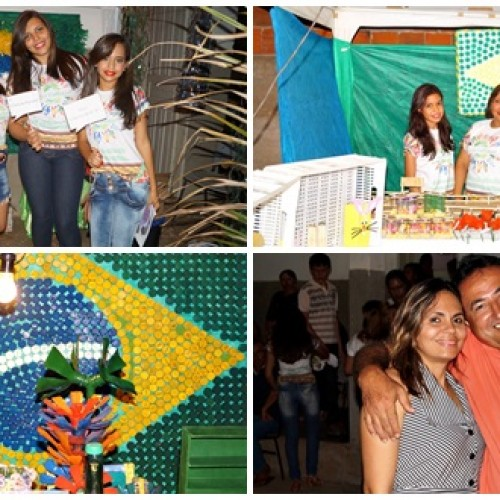 FOTOS   Feira Cultural da Escola Comunitária Pedro Crisanto, em Patos